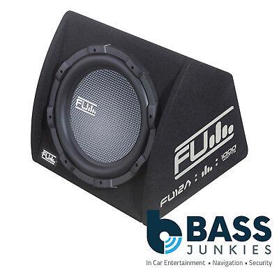"Fli FU12A Underground Active Subwoofer Sub Amplifier Bass Box Enclosure 12/"""