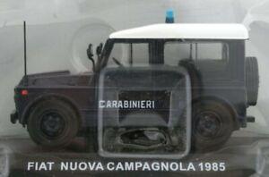 FIAT Nuova Campagnola - 1985 - Carabinieri - Atlas 1:43