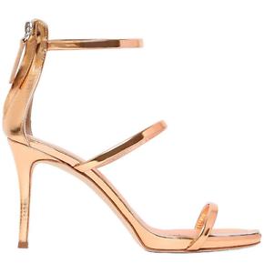 Eu 25 £ Harmony 525 40 Sandals Vendite Metallic Lg07 Giuseppe Zanotti Uk7 Rrp w8aq1nx4P