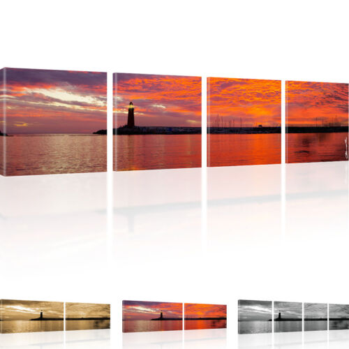 Bilder Atlantik Puerto Rico Leuchtturm Bilder Keilrahmenbild Leinwand