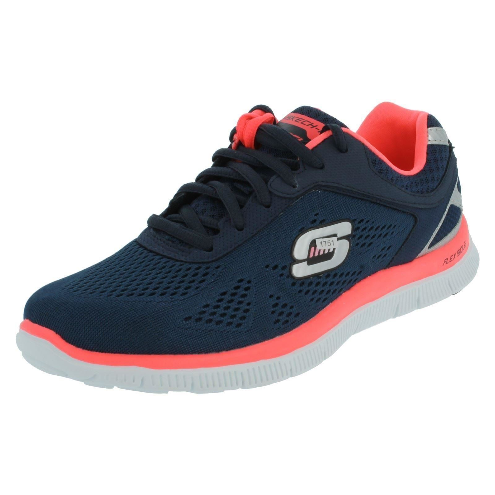 bac390e8985 Mujer Love su estilo Flex Appeal Zapatillas de Skechers Venta 1e306b ...