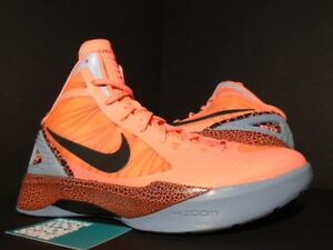 8474ade8e757 NIKE ZOOM HYPERDUNK 2011 BG BLAKE GRIFFIN MANGO ORANGE BLACK GREY ...