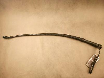 Genuine Leather Bull whip flogger crop