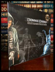 Donnie-Darko-Soundtrack-New-Sealed-Limited-Clear-amp-Black-Marble-LP-Vinyl-1-500