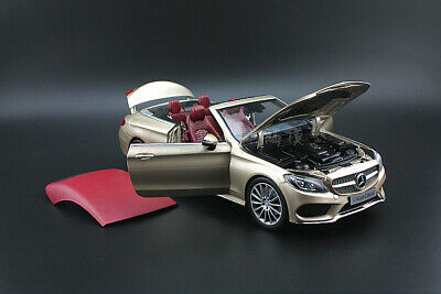 Original Mercedes-Benz C-Klasse Cabriolet 1:18