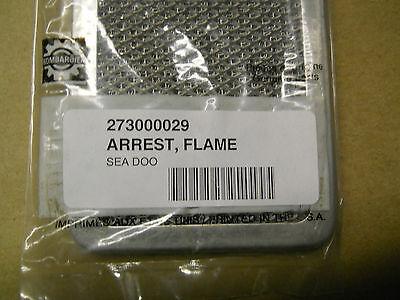 Air Intake Flame Arrestor SeaDoo Part Number 273000029