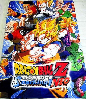 Aufrichtig Dragonball Z Anime Manga Bettdeckenbezug Bettwäsche Polyester 150x220cm Merchandising & Fanartikel Sammeln & Seltenes