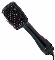 Hair Dryer And Styler, Salon Care Brush Comb Frizz-free Ionic Conditioning on sale