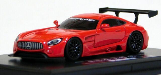 ho-19 1:87 Mercedes AMG gt3-rojo-Frontiart