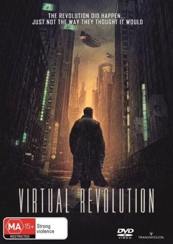 1 of 1 - Virtual Revolution (DVD, 2016) M Dopud J Hagle M Poullein K Blocksage LIKE NEW