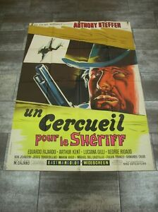 un cercueil pour le sherif