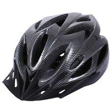 Carbon Bicycle Helmet Bike MTB Cycling Adult Adjustable Unisex Safety Helme Y3J3