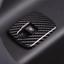 2PCS Smart 453 Fortwo Carbon Fiber Window lift button Interior Cover Easy fit