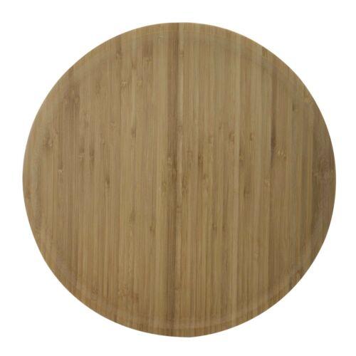 DAVIS /& WADDELL Bamboo Lazy Susan D33cm Natural! 100/% Genuine
