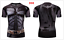 Superhero-Superman-Marvel-3D-Print-GYM-T-shirt-Men-Fitness-Tee-Compression-Tops thumbnail 20