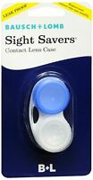 Bausch - Lomb Sight Savers Contact Lens Case 1 Each (pack Of 8) on sale