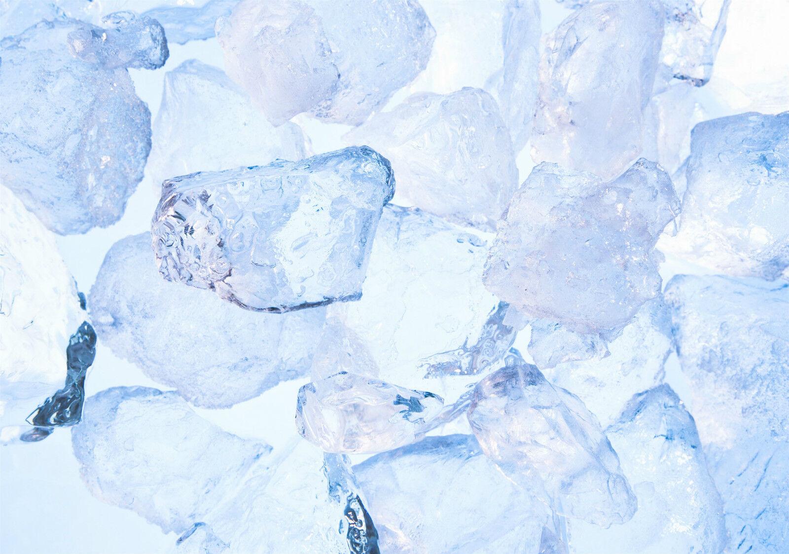 3D Transparente Transparente Transparente Glace Bloc Décor Mural Murale De Mur De Cuisine AJ WALLPAPER FR   Belle Et Charmante  ad093b
