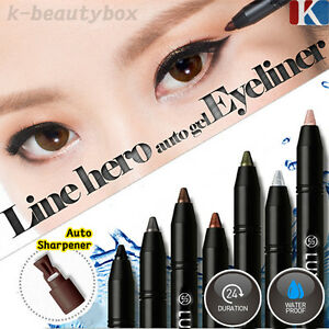 GEL-EYELINER-10-Color-RIRE-Luxe-Auto-Eyeliner-Pencil-Waterpoof-Korean-Cosmetics