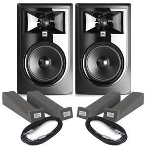 jbl monitor speakers pair