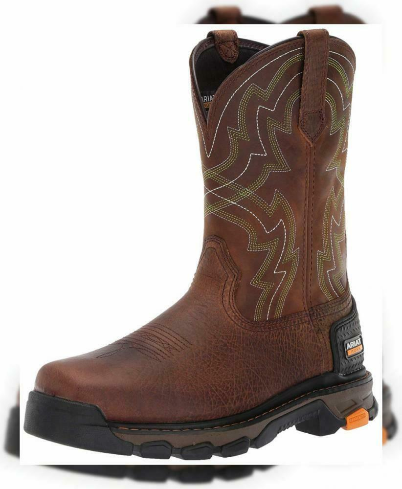 ARIAT para hombre hombre hombre Intrepid Force Bota Industrial 83fff3