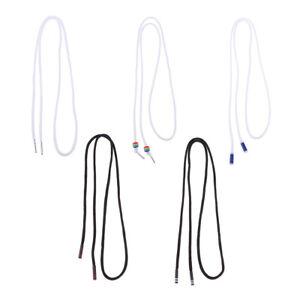 Jingyun Set mit 2 Hoodie-Hosen Ersatz-Kordeln Bund-Kordeln Kleidung Kordeln C08