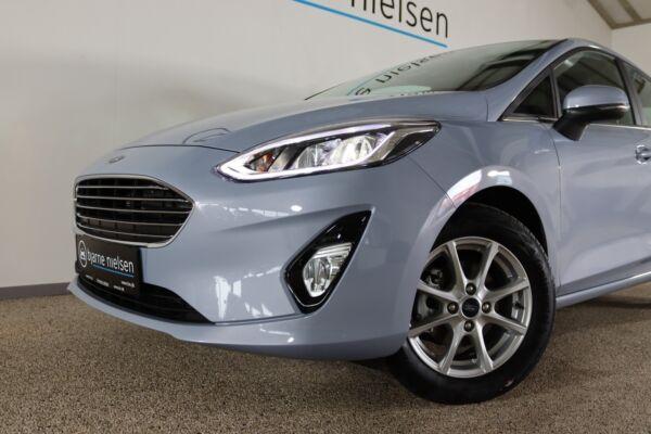 Ford Fiesta 1,0 EcoBoost mHEV Titanium billede 3