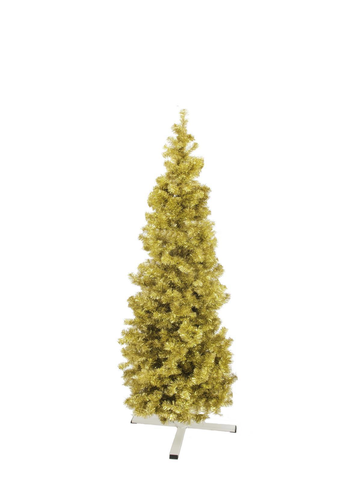 Europalms tannenbaum árbol de Navidad futura, oro-metalizado, 180cm