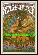 "STEPPENWOLF, FREEDOM- MINI-POSTER PRINT 7"" x 5"""