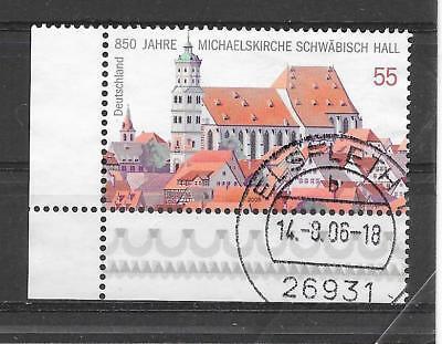 A248 Brd/ Kirchen Minr 2522 O