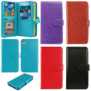 For-Sony-Xperia-XA-F3111-F3112-F3113-F3115-F3116-Wallet-Pocket-TPU-Case-Cover