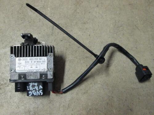 Lüfter Steuergerät Elektrolüfter AUDI S4 A4 B6 B7 8E0959501L Lüftersteuergerät