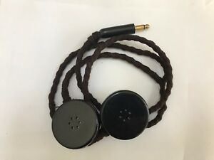 US-HS-18-Headset-for-M38-Tanker-Helmet-or-early-Flight-Helmets