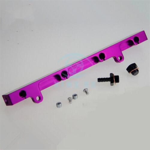Engineering Racing Fuel Rail For Honda Acura RSX Integra DC5 Type-R K20 Purple