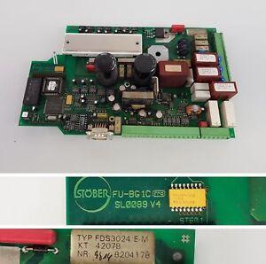 Motorenantriebe & Steuerungen Aggressiv .pp6848 Inverter Board Stöber Fds3024 E-m 42078 Fu-bg1c