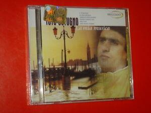 TOTO-CUTUGNO-LA-MIA-MUSICA-CD-18-TRK-NEW-SEALED-SIGILLATO-1999-TOTAL-TIME-67-32