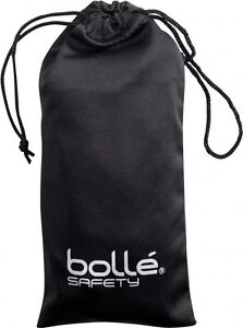 1dcd6f4575c Image is loading Bolle-ETUIFL-Soft-Microfibre-Drawstring-Safety-Goggles-Case -