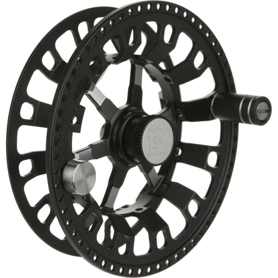Hardy Ultralite CADD 7000 carrete de repuesto sólo en Negro para 7-9 WT Fly Fishing Reel