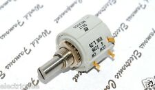 1pcs Bi Technologies 5k Wirewound Potentiometer 7286r5kl25 10 Multi Turn