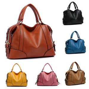 Fashion-Women-Hobo-Handbag-Soft-Shoulder-Bag-Work-Carry-Satchel-Bags-Crossbody