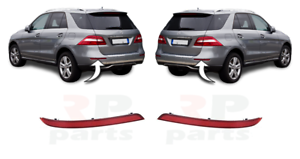 FOR MB ML W166 11-15 MB GLE 15-18 NEW REAR BUMPER REFLECTOR LEFT N//S