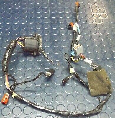 93 94 95 jeep grand cherokee passenger door wiring harness no speaker plug  | ebay  ebay
