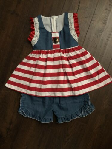 BRAND NEW boutique Baby girl clothes 3T