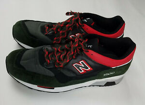 Details about New Balance 1500 Encap Made in England Mens Black Sneakers Size 11.5