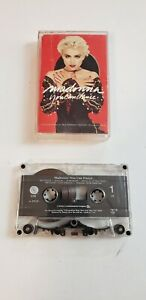 Madonna-You-Can-Dance-Music-Cassette-Tape-80-039-s-Pop-Holiday-Everybody-PRE-OWNED