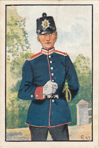 Saxony-Artillery-Pioneers-1870-71-Deutsches-Heer-Germany-Uniform-IMAGE-CARD-30s