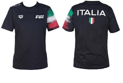 2941/2 Arena T-Shirt From Federation Italian Swimming 001013701 | eBay