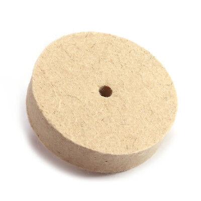 "6/"" Polishing Wheel Wool Felt Polisher Buffing Pad Disc for Rotary Tool"