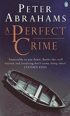 A Perfect Crime, Abrahams, Peter | Paperback Book | Good | 9780140282009