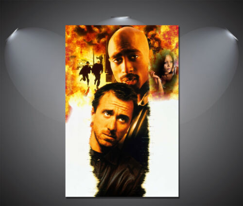 A3 A1 Gridlock 2 Pac Vintage Movie Poster A2 A4 available