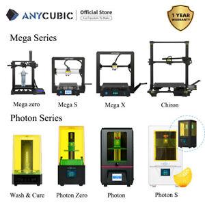 ANYCUBIC-3D-Drucker-Mega-S-X-Chiron-Photon-S-Photon-Zero-Wash-amp-Cure-Machine